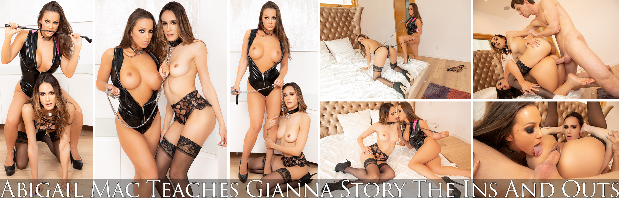 Abigail Mac Teaches Gianna Story The Ins And Outs