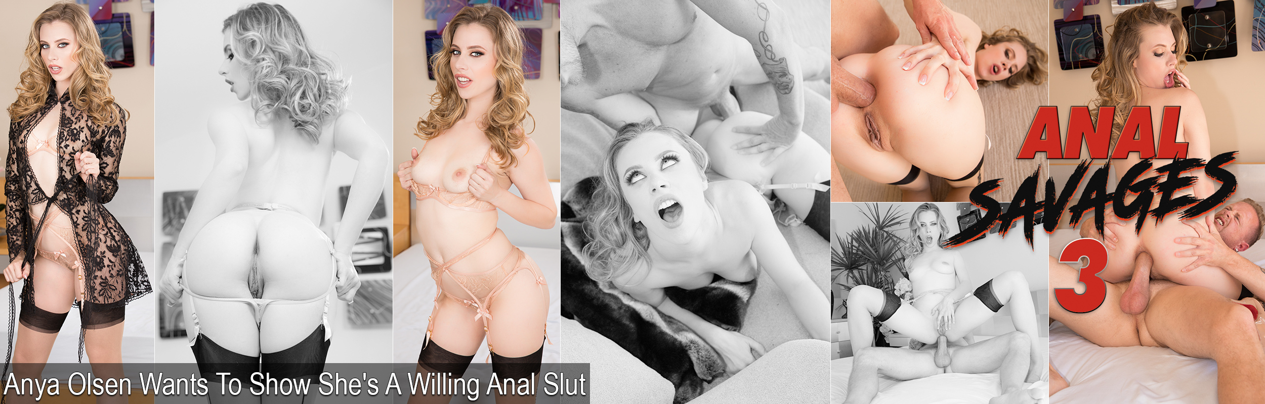 Anya Olsen Wants To Show She's A Willing Anal Slut