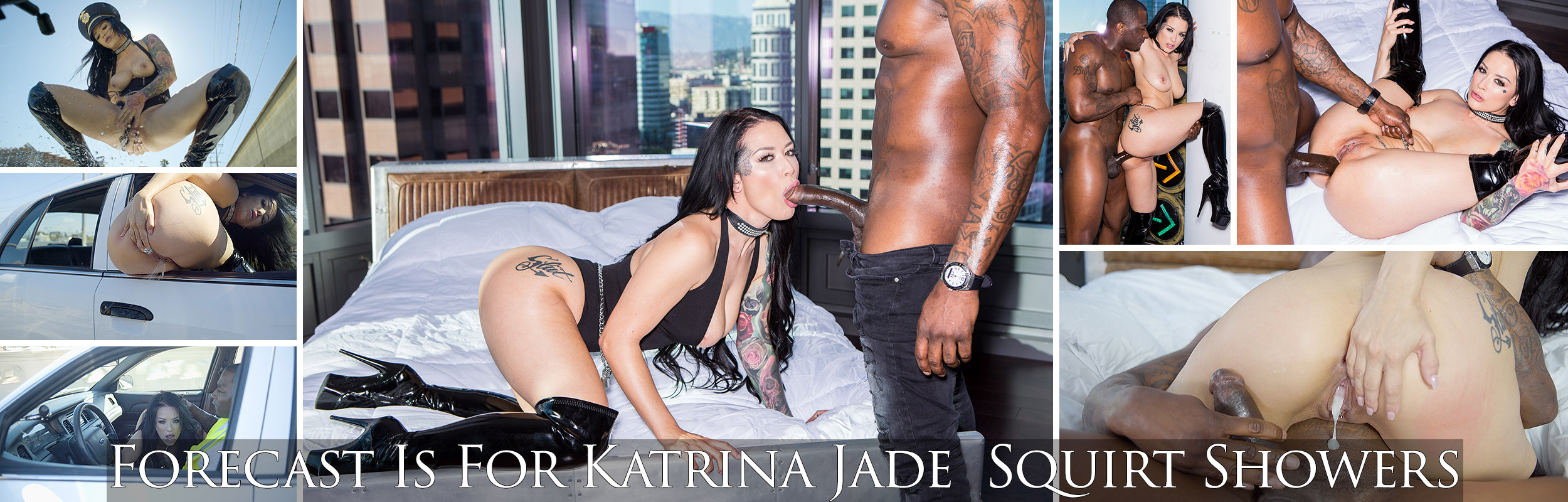 Forecast Is For Katrina Jade Squirt Showers