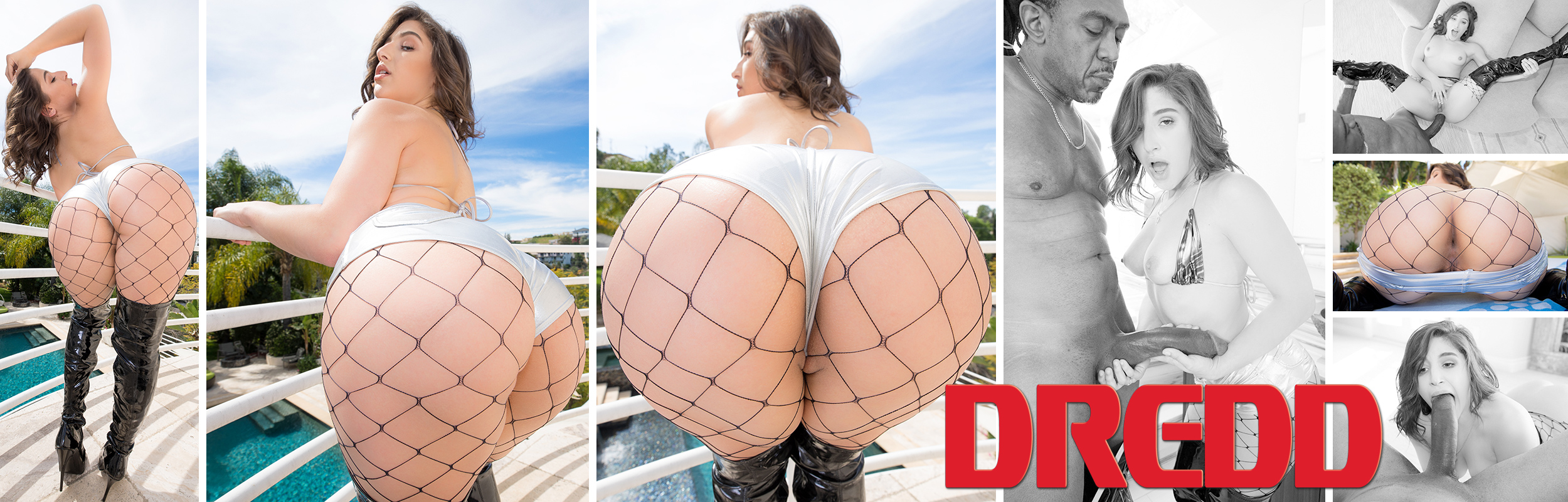 Abella Danger Has Her ASS Stretched Open By A Big Black Cock