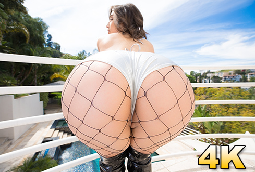 JulesJordan – Has Her ASS Stretched Open By A Big Black Cock – Abella Danger