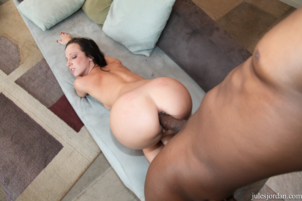 sexy shemale jerking off