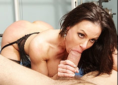 Kendra Lust MILF Fucks Her Sons Coach