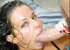 Veronica Avluv Oiled Up Ass Fucked Hard