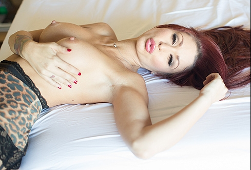 Monique Alexander Elegant XXX Hardcore