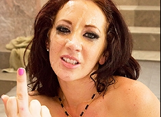 Jayden Jaymes Interracial Gets The Brother Load