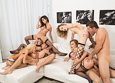 Orgy Masters Party What A Clusterfuck