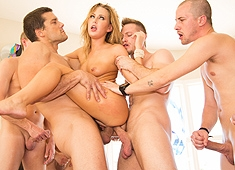 Question removed carter cruise first gangbang for