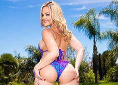 Alexis Texas' Big Butt Teasing Jules Jordan's Cock With Anal Sex In 4K