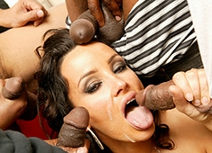 Lisa Ann Big Tit MILF Takes On The Brother Load