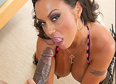 Mariah Milano Interracial Monster Black Meat