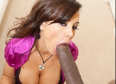 Lisa Ann Mouth Full of Mandingo