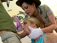 Tory Lane, Amy Brooke, Nacho Anal Boot Camp